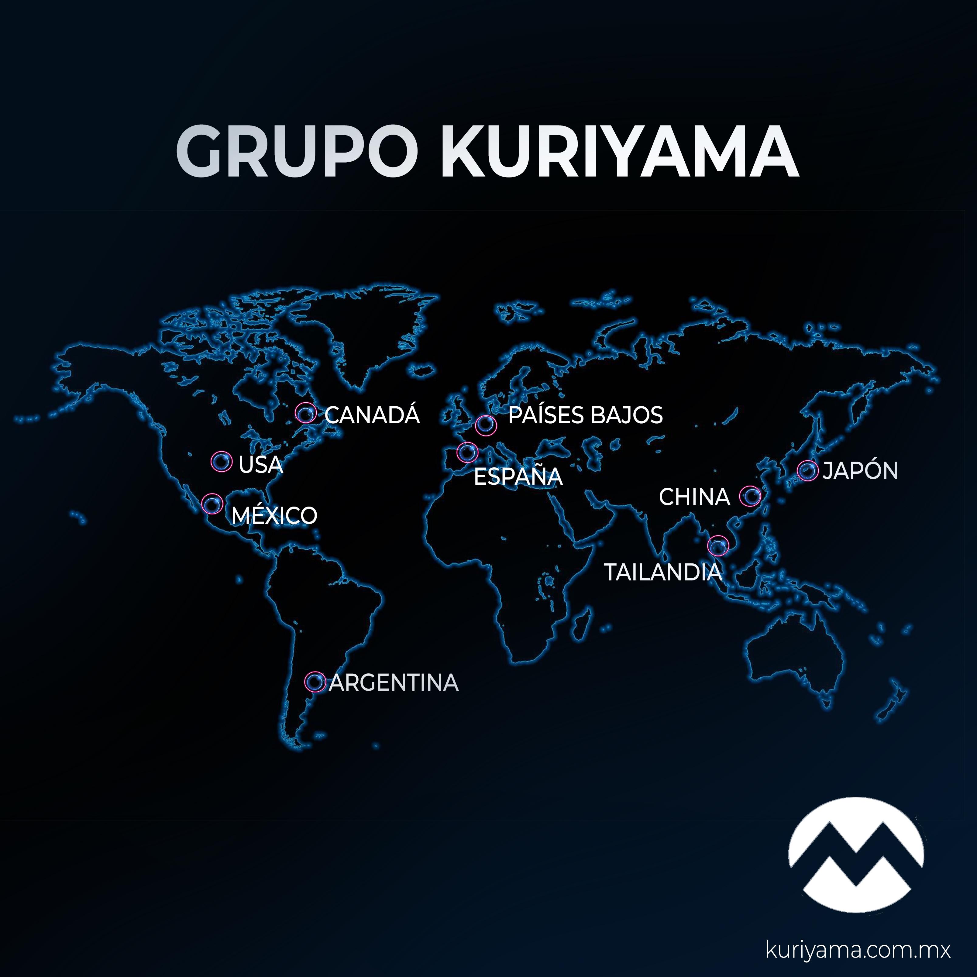 Mapa 82 Aniversario Kuriyama