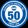 50 years Kuriyama of America